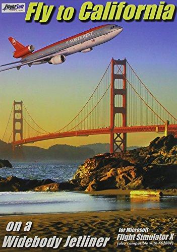Flightsoft Fly to California - PC