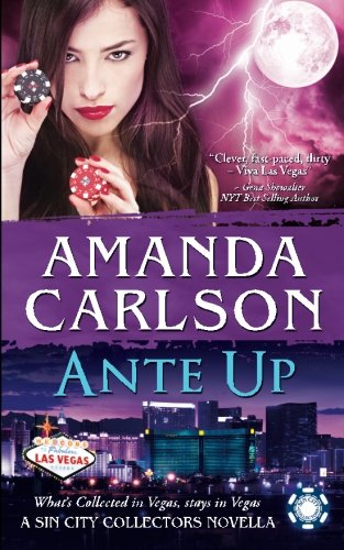 book cover of Ante Up