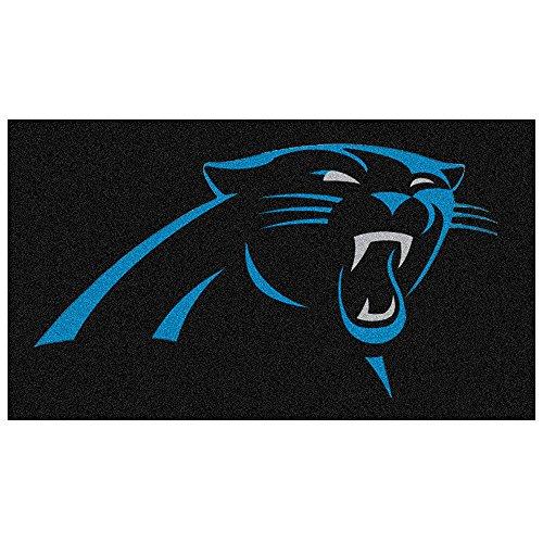 FANMATS 7410 Carolina Panthers Rookie Mat (18