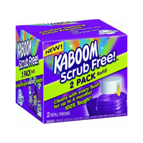 Church   Dwight Co Kaboom Toilet Cleaner Refill  Pack Of 3