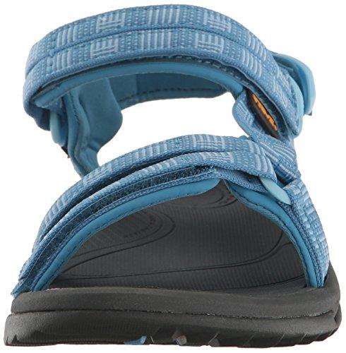 Teva Terra FI Lite Women's Walking Sandals Blue F97Lko