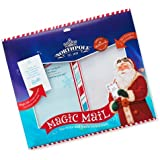 Hallmark Northpole Magic Mail Stationery Set Correspond with Santa