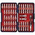 Bosch T4047L 47 Pc. Multi-Size Screwdriver Bit Set