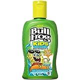 Bull Frog Kids Sunscreen Lotion SPF 35, Sponge Bob, 5 oz