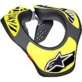 Alpinestars BNS Tech 2 Bionic Neck Support Brace Black//Yellow