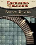 Arcane Towers, Wizards of the Coast Team, 0786952423
