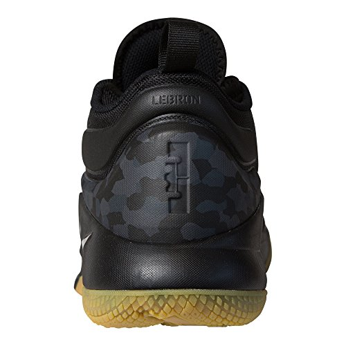 clearance 100% guaranteed cheap clearance NIKE Men's Lebron Witness II Basketball Shoe Black/Black Gum/Light Brown store for sale top quality for sale iBwaHWR