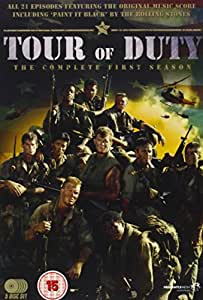 Tour of Duty - The Complete First Season [DVD] [Reino Unido]