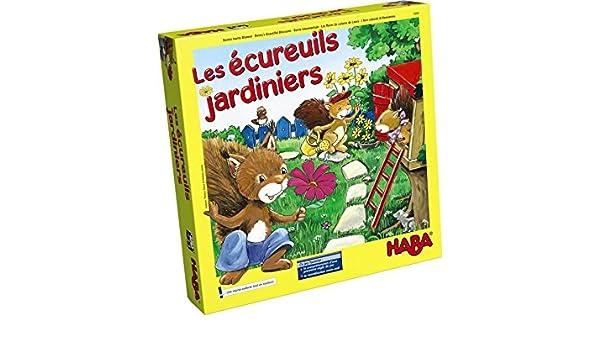 Haba - Los jardineros ardillas (en Francés): Amazon.es ...