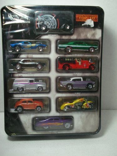 Hot Wheels Hall Of Fame Top 10