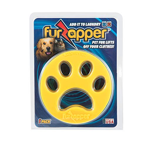 FurZapper [NEW Pet Hair Remover For Laundry for Dog Hair, Ca