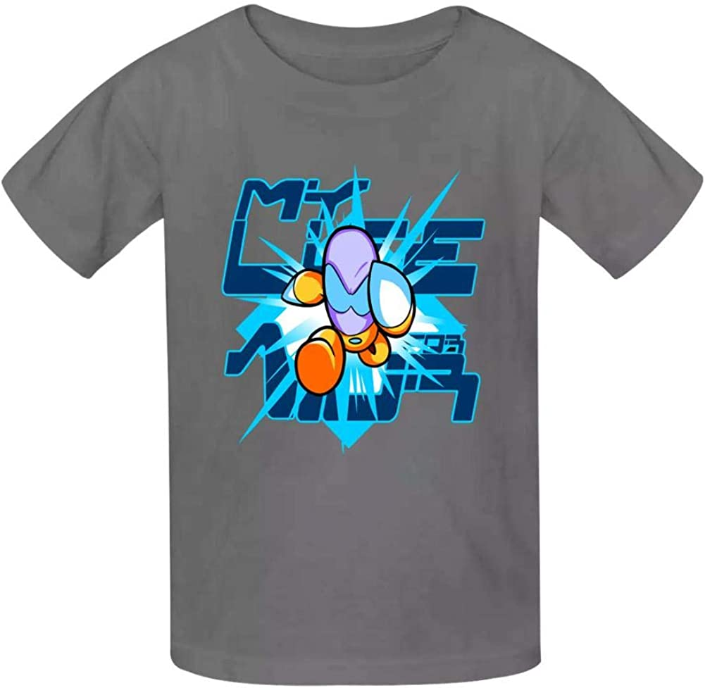 NJLLOS My Life for Aiur Kid//Youth T-Shirts 3D Casual Short Sleeve O-Neck Tees