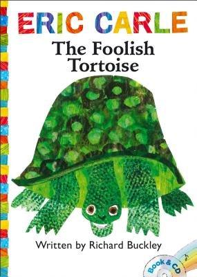 The Foolish Tortoise [With CD (Audio)][FOOLISH TORTOISE][Paperback]