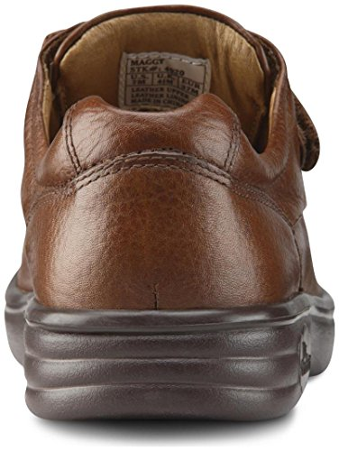 Dr. Comfort Maggy Women's Therapeutic Diabetic Extra Depth Shoe: Chestnut 8 X-Wide (E-2E) Velcro by Dr. Comfort (Image #4)