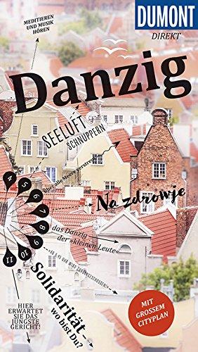 DuMont direkt Reiseführer Danzig: Mit großem Cityplan