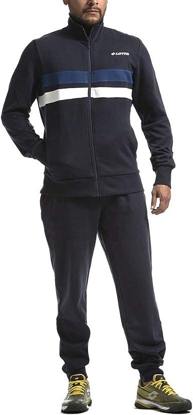 Lotto Chándal Suit Dual para Hombre. 211731 Azul Marino. Talla 3XL