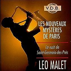 La nuit de Saint-Germain-des-Prés (Les nouveaux mystères de Paris 4)