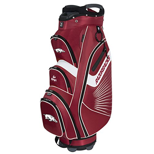 Team Effort Arkansas Razorbacks The Bucket Ii Cooler Cart Bag ()