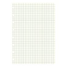 Filofax B152905U Notebook Squared Refill