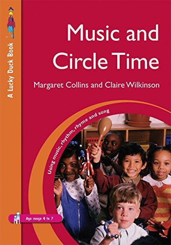 Rhymes Circle Time (Music and Circle Time: Using Music, Rhythm, Rhyme and Song (Lucky Duck Books))