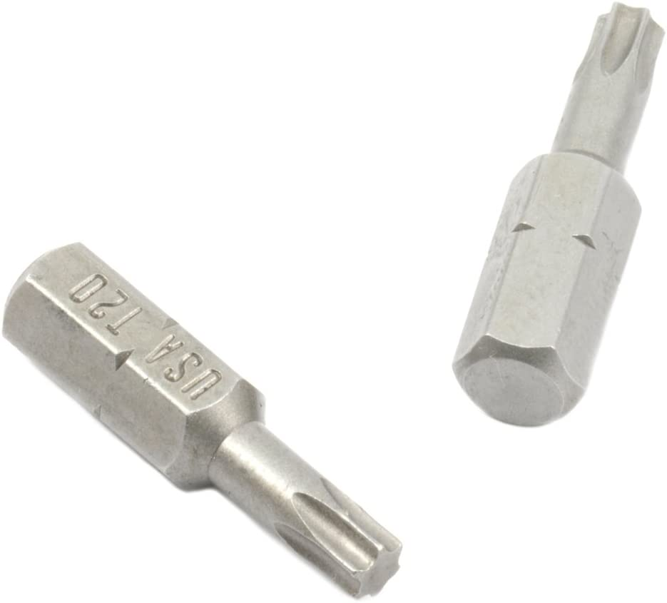 Forney 70893 Power Bit Torx 2-Pack T10-by-2-Inch