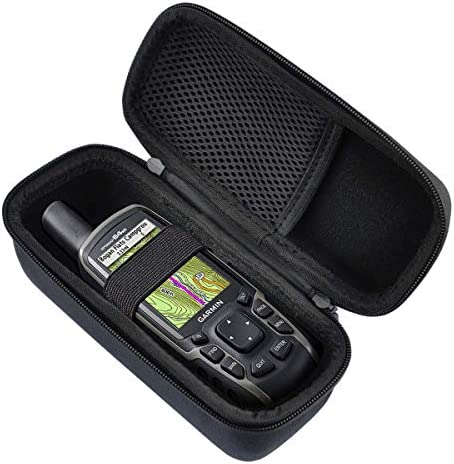 HESPLUS Shockproof Hard Case for Garmin GPSMAP 64st 64s 64sc 64 GPS and GLONASS Receiver