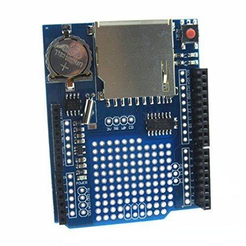 TOOGOO(R) XD-204 Data logging shield data acquisition module recorder