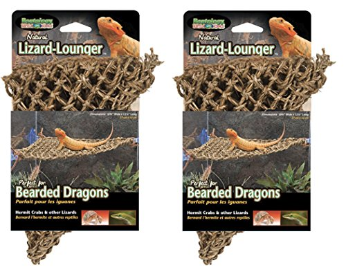 Penn Plax Reptology Lizard Lounger (2-Pack) by Penn Plax
