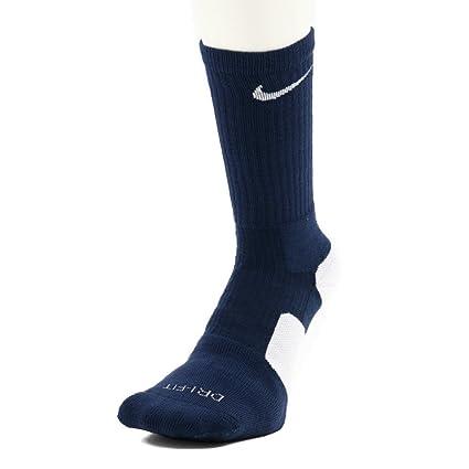 Nike Crew Calcetines Elite básquetbol Talla:Small