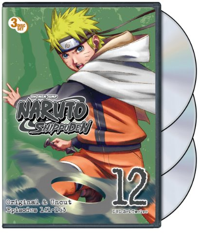Naruto Shippuden: Uncut Set 12 (ep.141-153), used for sale  Delivered anywhere in Canada