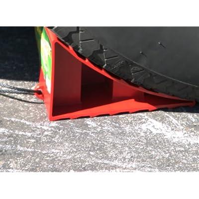 Valterra Red A10-0908 Wheel Chock: Automotive