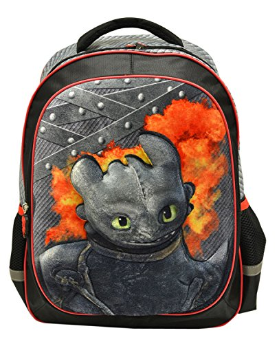 How to Train Your Dragon 2 Backpack 3d Official Licensed