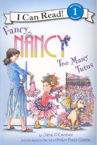 Fancy Nancy Many Tutus Level