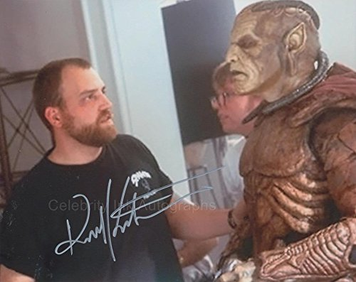 ROBERT KURTZMAN – Horror Makeup Legend GENUINE AUTOGRAPH