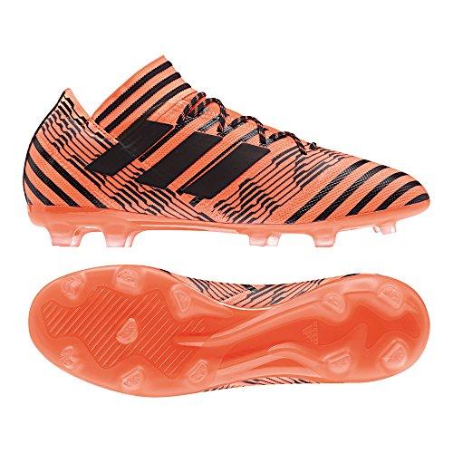 Adidas Originals Mens Nemeziz 17,2 Fg Voetbalschoen Zonne-oranje / Zwart / Zonne-rood