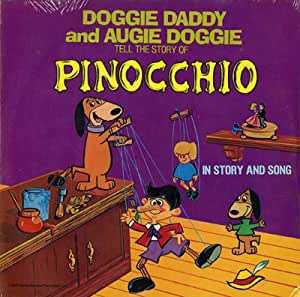 Tell The Story Of Pinocchio