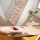 Huluwa Carpet Stair Treads, Anti-Skid Stairs