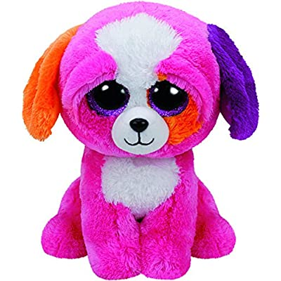Ty Precious Dog Plush, Regular: Toys & Games