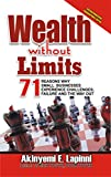 WEALTH WITHOUT LIMITS: 71 Reasons Why Small Businesses Experience Challenges, Failure and The way Out