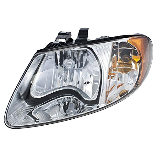 CarPartsDepot 01-07 CHRYSLER TOWN COUNTRY LX LXI DRIVER LEFT SIDE HEAD LIGHT LAMP ASSEMBLY NEW