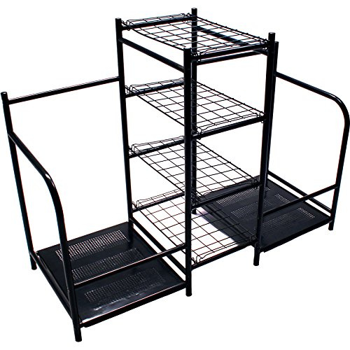 Dual Equipment Storage Metal Organizer product image