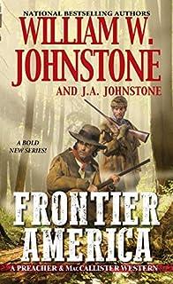 Book Cover: Frontier America