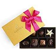 Godiva Chocolatier Spring Gold Gift Box, 8 Pc.