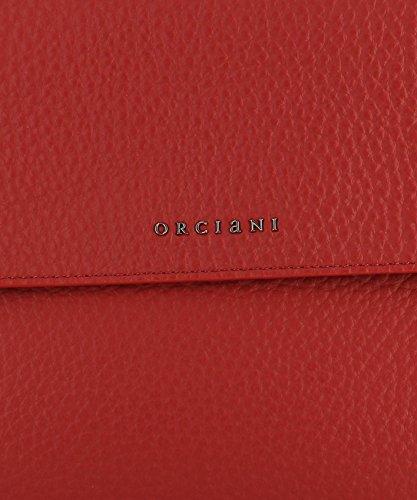 Leder Damen Orciani Handtaschen Rot 02006RED 0w4q7pzqnB