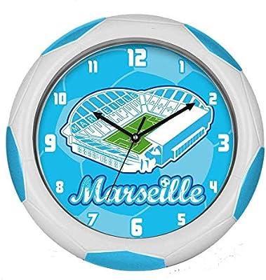 OLYMPIQUE DE MARSEILLE Marsella – Reloj de péndulo balón fútbol ...