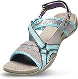AT-W106-LA_250 Women 7B(M) Atika Women's Sport Sandals Trail Outdoor Water Shoes W106 Edel