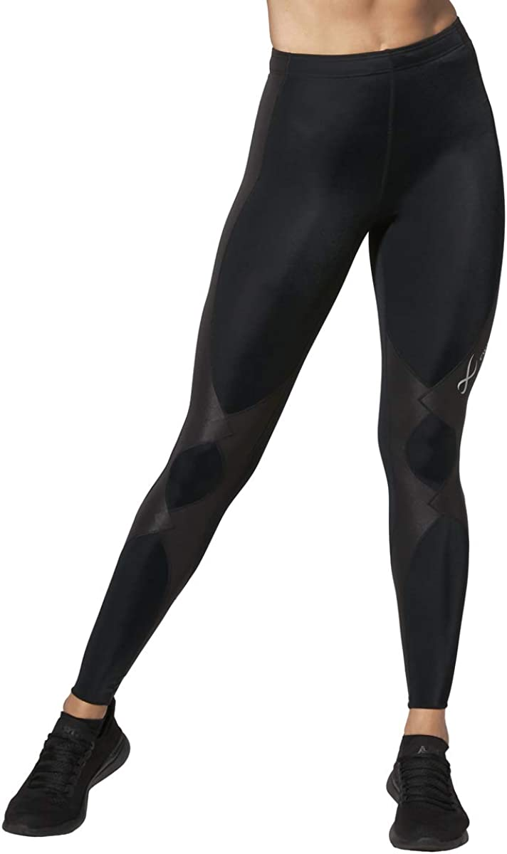 CW-X Womens Expert 2.0 Joint Support Compression Tight : Clothing