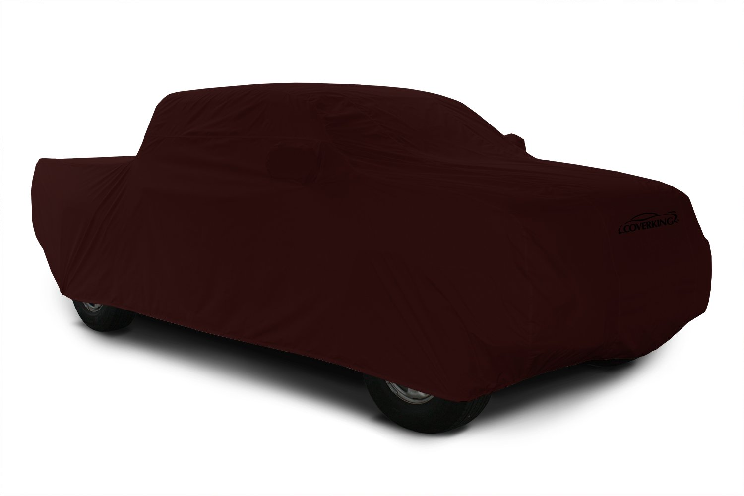 Coverking Custom Fit Car Cover for Select Chevrolet Silverado 2500 HD Models - Stormproof (White)