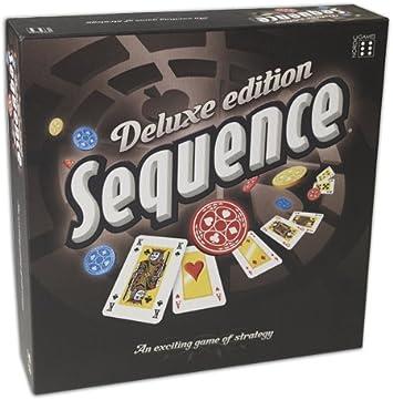 Sequence Deluxe Board Game: Amazon.es: Juguetes y juegos