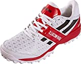 Gray-Nicolls GN Atomic Rubber Sole Shoes Cricket Sports Lace Up Running Trainers